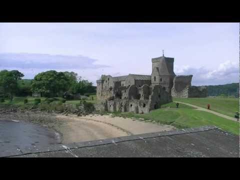 Inchcolm Abbey & Island - Scotland