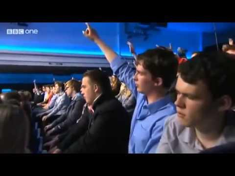 BBC Question Time  Nigel Farage And George Galloway 2015 ''Scotland''    March   Question Time