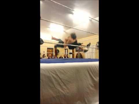 Caithness Pro Wrestling. Wick. 27/04/2014