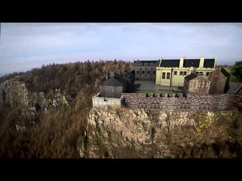Stirling Castle: Game Of Thrones Opening