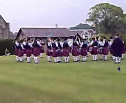 Clan Gregor Society Pipe Band