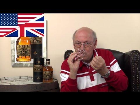 Whisky Review/Tasting: Aberfeldy 16 Years