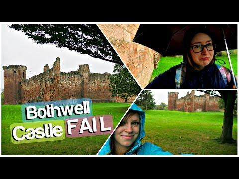 BIG FAIL AT BOTHWELL CASTLE! | Steve And Jodi Ft. BZVlogs