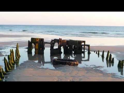 The Blina - Gaberlunzie - Shipwreck Buried On Kilchoman Beach,Machir Bay,Islay