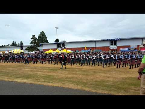 Clan Gordon Seattle Highland Games 2015
