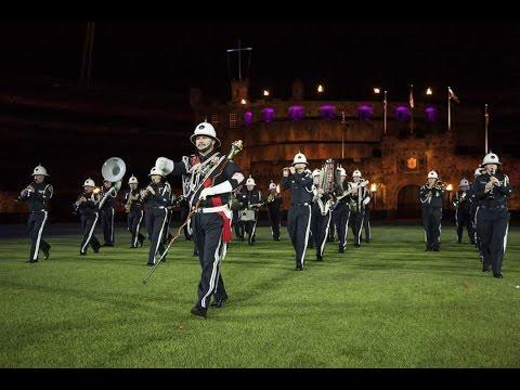 Royal Edinburgh Military Tattoo Melbourne 2016