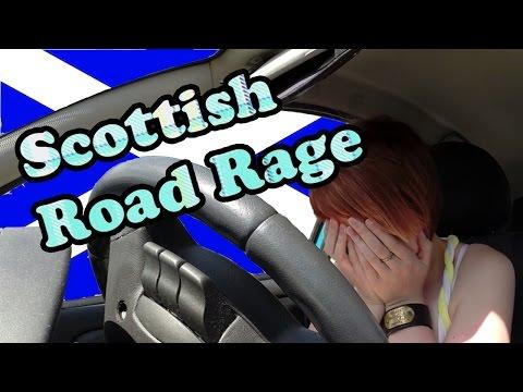 Scottish Road Rage