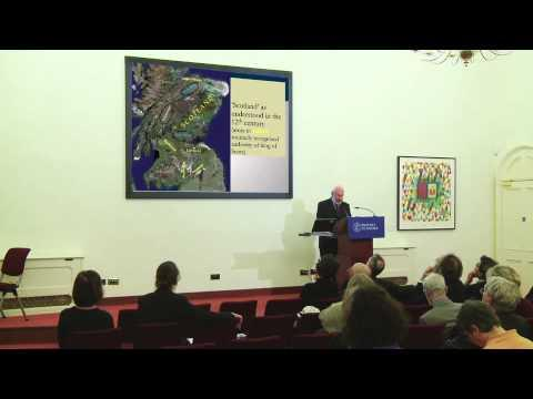 Britain And The Beginning Of Scotland - A British Academy Lecture By Professor Dauvit Broun