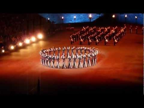 Kings Guard Of Norway - Royal Edinburgh Military Tattoo