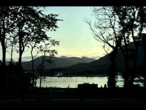 Corran Ferry, Late Evening, Timelapse