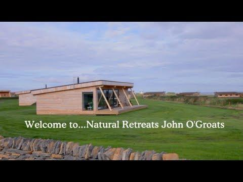 John O'Groats, By Natural Retreats