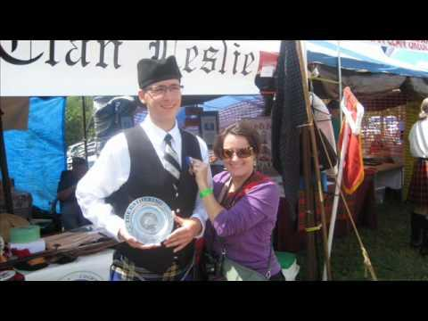 Clan Leslie Grandfather Mountain Games 2010