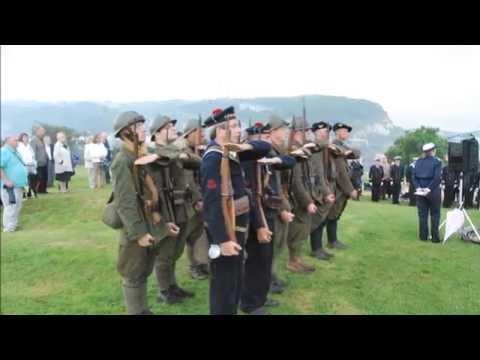 Commémoration De La Bataille De SAINT VALERY