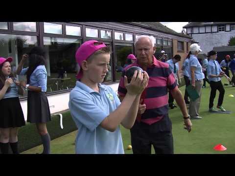 Lenzie Bowlng Club Schools Gala Day 2014