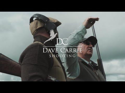 Dave Carrie (Extreme Partridge Shooting) - Drumlanrig Castle Day 2