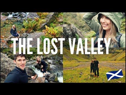 CAUGHT STRIPPING IN THE LOST VALLEY - GLENCOE | SCOTLAND