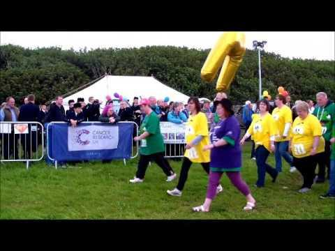 Caithness Relay For Life 2015, Thurso East