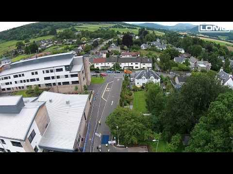 Aberfeldy Middle Distance Triathlon 2015 Long Version