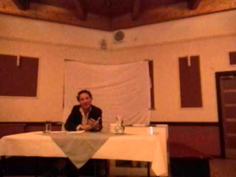 Ian Charles Scott Lecture  Mackays Hotel, Wick 2010, Part 2