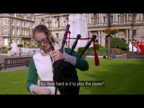 How Easy Is It To Play The Pipes?