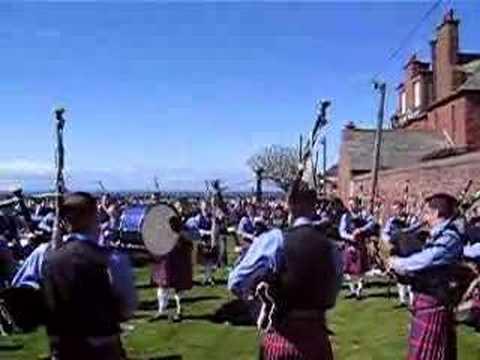 Clan Gregor - Dunbar 2005