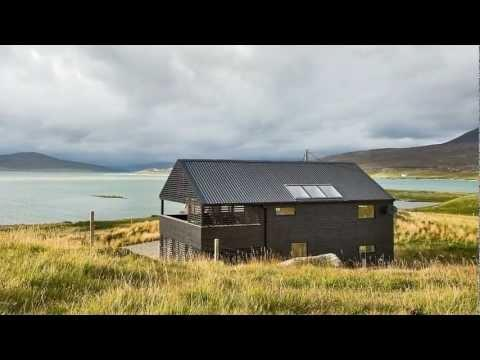 Fir Chlis - Timber Frame Self-build, Isle Of Harris