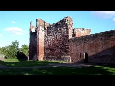 Bothwell Castle, Uddingston, Scotland