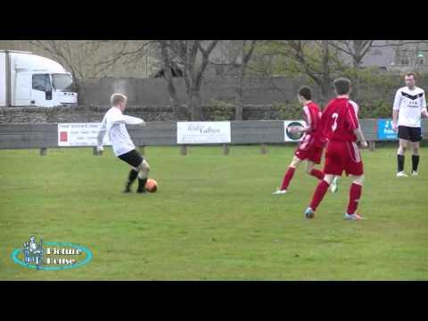 Thurso Swifts V Francis Street Club. 22nd May 2015