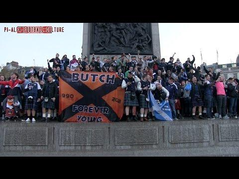 Tartan Army On Tour Part 2 (England - Scotland)