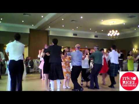 Charlotte & Mark's Wedding Ceilidh Showreel It's No' Reel Ceilidh Band