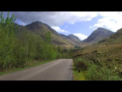 Ballachulish Bis Crianlarich Im Westen Von Schottland