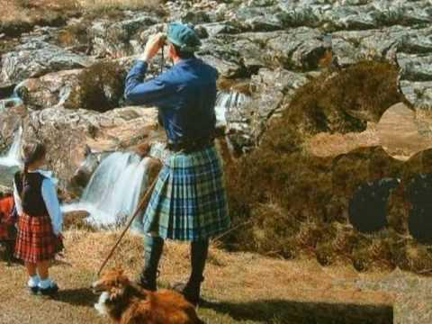 Andy Stewart ::: I Love A Lassie - Roamin' In The Gloamin - Keep Right On To The End