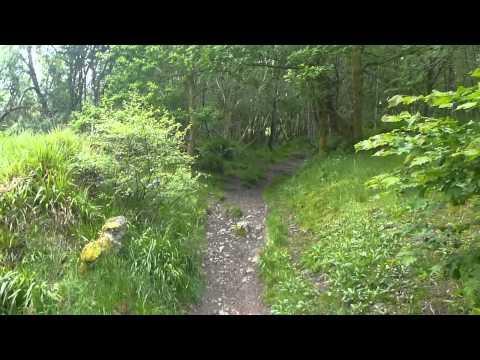 West Highland Way-Milngavie To Drymen Part 1 WC19