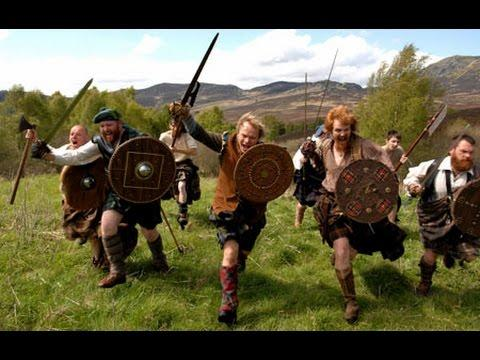 HIGHLAND CLANS - CAMPBELL(AMAZING ANCIENT HISTORY DOCUMENTARY)