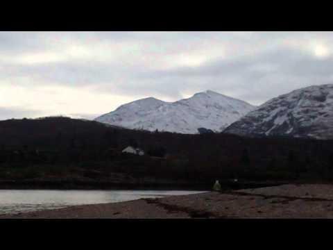 Loch Linnhe-Ardgour-Corran Ferry-Scotland UK