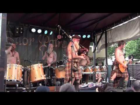 - Saor Patrol - Great Drums ! - Three Wee Jigs - ! MPS - Köln 05.08.2013 - Feel The Power  !