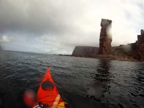 Sea Kayaking In Orkney And The Pentland Firth