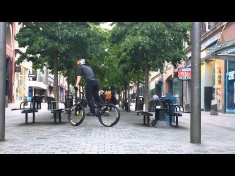 Danny Macaskill @ Sauchiehall Street Glasgow 03/07/15