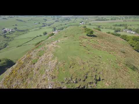 Loudoun Hill May 2018 With The Dji Mavic Pro