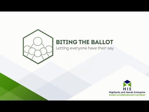 Biting The Ballot | Ten Steps To Community Ownership