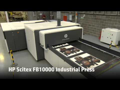 Aberfeldy Adds Value To Whiskey Packaging With HP Scitex FB10000