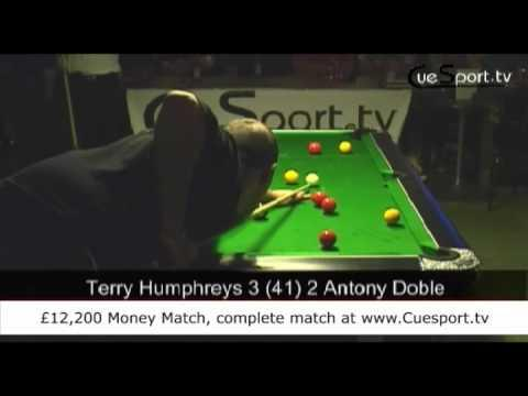 £12,200 8-ball Pool Money Match
