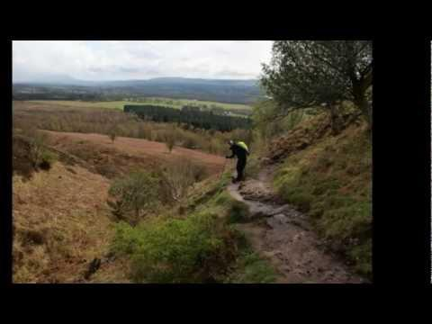 West Highland Way - Drymen To Balmaha (HD)