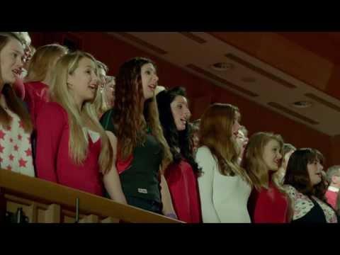 Wales V Scotland: Calon Lân - 6 Nations 2014 - BBC Cymru Wales