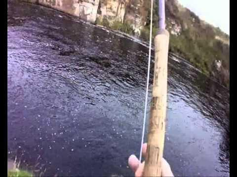 Salmon Fishing River Thurso Beat 4
