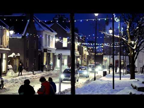 Nikon D7000: Orkney Islands At Christmas