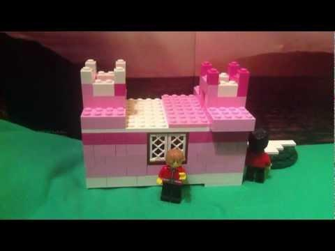 Highland Clearances - A Lego Tale