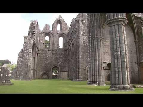 Dundrennan Abbey, Dumfries & Galloway Scotland