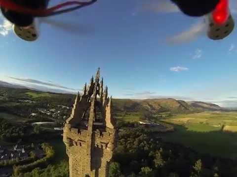 Stirling William Wallace Monument Hd
