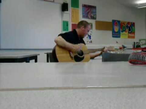Mr Mckay - Balfron High - Friends Song